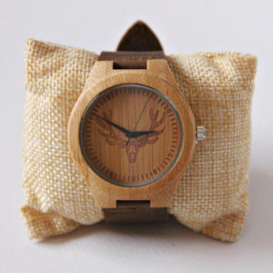 Natural Bamboo & Wooden Watches